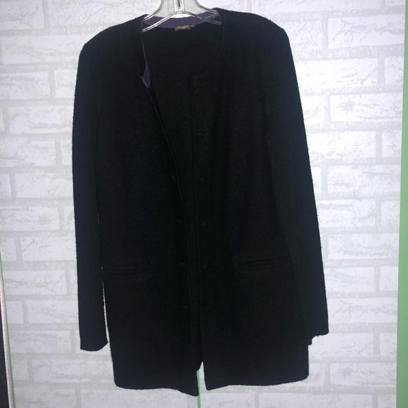 J. McLaughlin Sweaters - Women's J.Mclaughlin button wool cardigan sz M